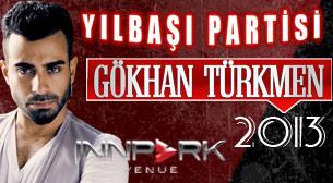 2013 Yılbaşı Gökhan Türkmen