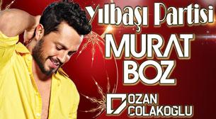 2013 Yılbaşı Murat Boz - Stand ve Loca