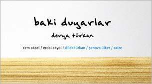 Baki Duyarlar - Derya Türkan - Kemenjazz