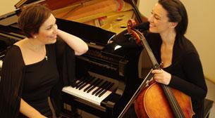 Dilbağ Tokay - Emine Serdaroğlu Viyolonsel Piyano İkilisi