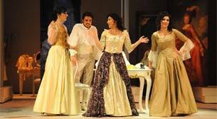 İstanbul Devlet Opera ve Balesi - Wolfrang ve Lorenzo