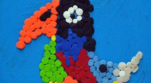 Pace Çocuk Sanat Mozaik Atölyesi