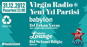 Virgin Radio Yeni Yıl Partisi