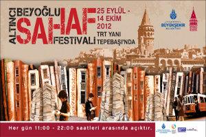 6. Beyoğlu Sahaf Festivali