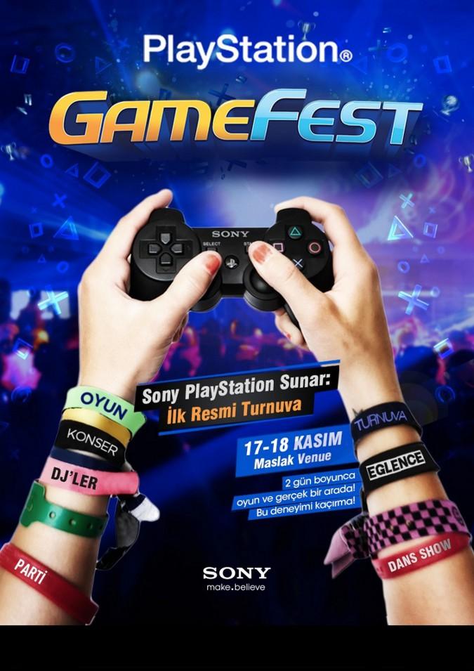 SONY Playstation GameFest