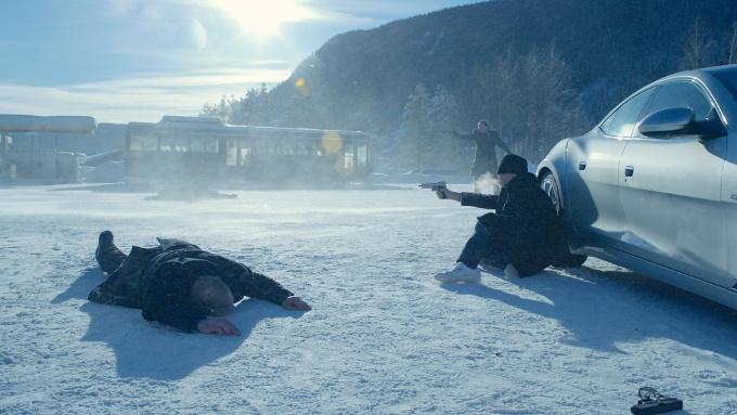 Buz, Kar ve İntikam