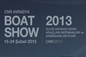 Avrasya Boat Show 2013