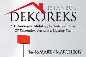 Dekoreks İstanbul 2012