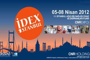 İdex İstanbul 2012