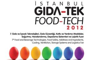 İstanbul Gıda-Tek 2012
