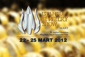 İstanbul Jewelry Show Mart