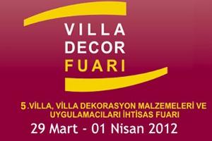 Villa Dekorasyon Fuarı