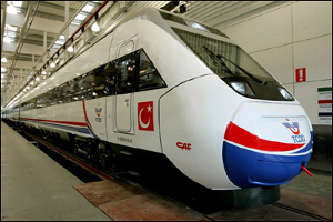 Ankara-İstanbul Hızlı Tren Hattı Kısalarak, 3 Saate İniyor