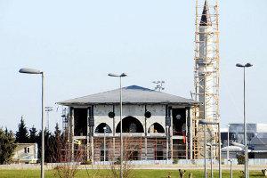 Atatürk Havalimanı Yeni Camisine Kavuşuyor