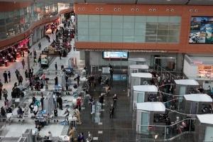 """Atatürk Havalimanı`nda """"Open Gate"""" Dönemi"""