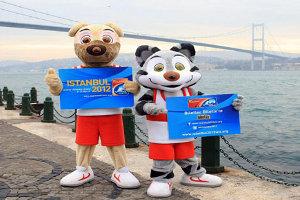 Atletizmin Yıldızları İstanbul`a Geliyor