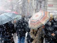 Avrupa'da Etkili Olan Soğuk Hava, Türkiye'ye Yeniden Geliyor
