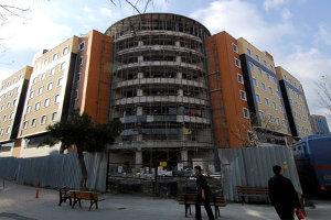 Bakırköy Dr. Sadi Konu Hastanesi'ne Yeni Hizmet Binası