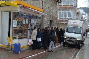 Çatalca'da Halk Ekmek Sorununu Kaymakamlık Çözdü