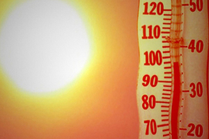 Hava Sıcaklıklarında Yükseliş