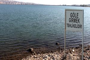 İçme Suyu Kaynağı Göllere Girmeyin