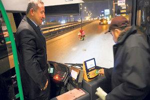 İETT Sürücülerine Mesleki Yeterlilik Standardı Getiriliyor