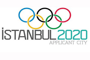 İstanbul 2020 Olimpiyatları'na Aday