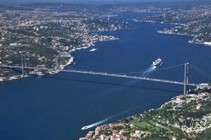 İstanbul Boğazı'na 10 Marina