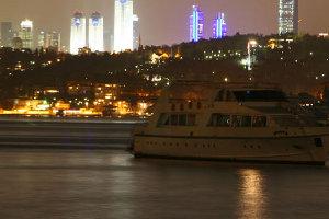 İstanbul Boğazı`nda Gürültüye Geçit Yok