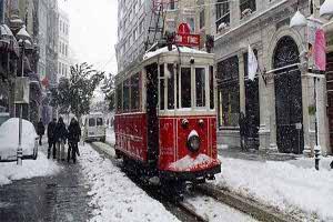 İstanbul`a Yılın İlk Karı Geliyor