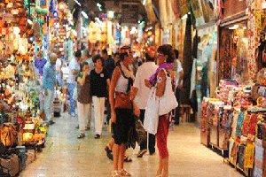 İstanbul`un Turist Sayısı Tavan Yaptı