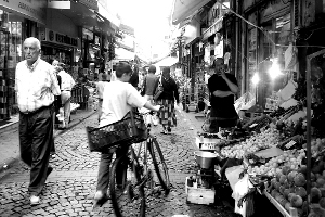 Kadıköy Tarihi Çarşısı Turizme Kazandırılacak