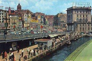 Karaköy Meydanı ve Caddeleri Yenileniyor