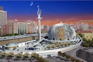 Taksim`e Cami Projesinde Önemli Gelişme
