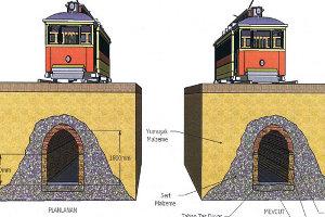 Taşları Oturmayan İstiklal`e 'Tünelden' Çözüm