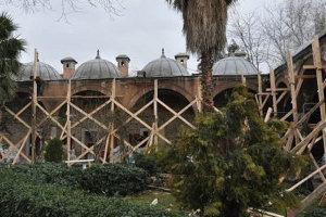 Zal Mahmud Paşa Külliyesi Restore Ediliyor