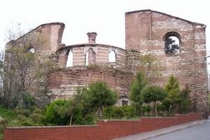 İmrahor Camii (Studion Manastırı)