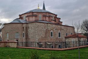 Küçük Ayasofya Cami - SS. Sergius ve Bacchus Kilisesi