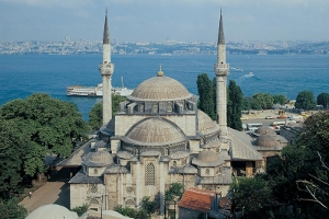 Mihrimah Sultan Camii- Üsküdar