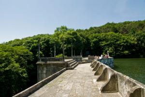 Belgrad Ormanları - Bentler