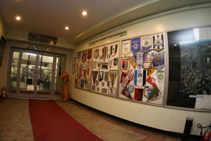 Beşiktaş Jimnastik Kulübü (BJK) Müzesi