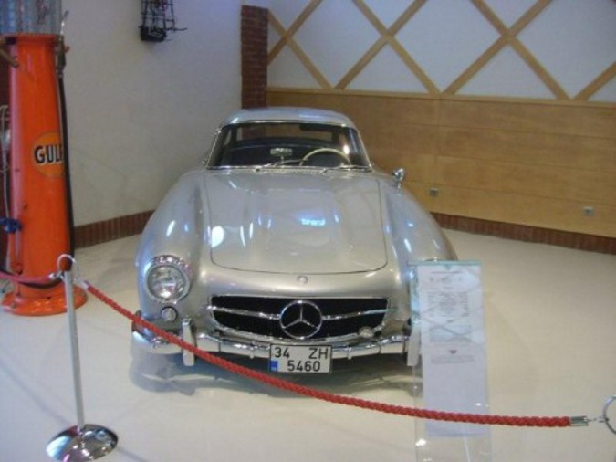 Ural Ataman Klasik Otomobil Müzesi