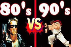 80`s vs 90`s Karşılaşması