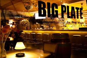 Big Plate'te Cumartesi Akşamları Artık Daha Keyifli