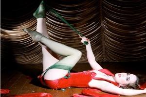 Sanat ve Seksapel Burlesque'le Birleşiyor