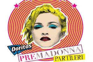 Doritos ile Madonna'ya Seyirci Ol