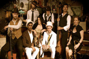 Electro Swing Night: Swing Zazou