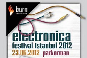 Burn presents: Electronica Festival İstanbul