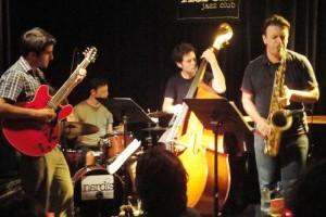 Eylül Biçer Quartet