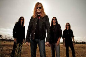 Hi-Voltage: Megadeth - Trivium - Kurban - Comma - Gitarizma